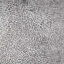 Film adhésif industriel Gotam film avec motif film décoratif film pour meubles papier peint film autocollant PVC sans phtalates gris épaisseur : 0,26 mm 67,5 cm x 2 m Venilia 54889
