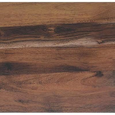 Venilia 53170 Film auto-adhésif aspect design en bois de chêne rustique décoratif pour meubles 67,5cm x 3m épaisseur de 0,095mm