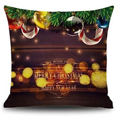 décoration de Noël,Coussins Oreiller,Creative Oreillers Cadeau de Noël Oreiller Décoration Color : C