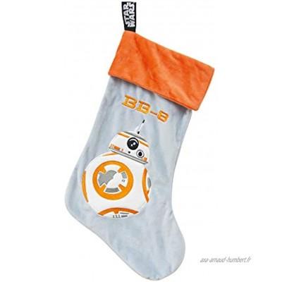 La Guerre Des Etoiles Officiel BB-8 Chaussette De Noël