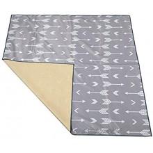Tapis Anti-éclaboussures Antidérapant Bébé Chaise Haute Tapis 130 * 130cm Bébé Splash Tapis Imperméable pour Protéger Votre Plancher