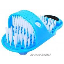Brosse de nettoyage des pieds chausson pieds de âges pour nettoyer vos pieds